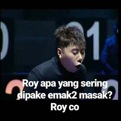 7 Meme Plesetan 'Roy Kiyoshi' Ini Kocaknya Renyah Abis