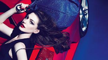 Anne Hathaway, Beautiful, Brunette, Girl, 4K, #308