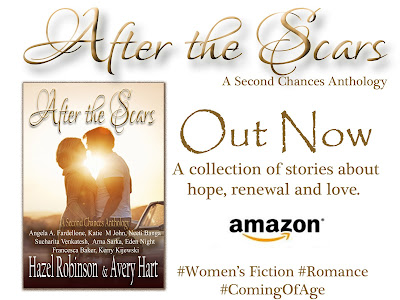 Happy release day 'After The Scars'!!