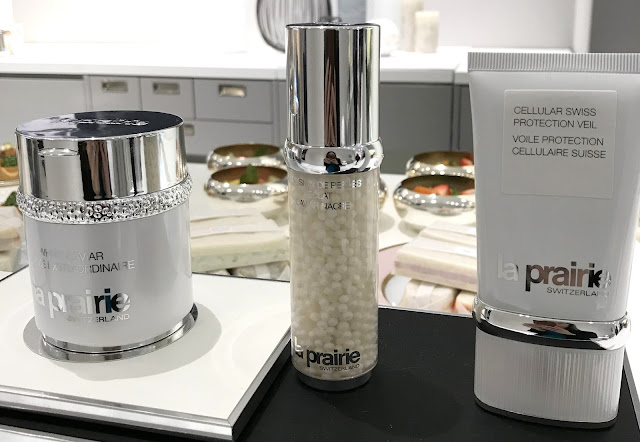 Holt Renfrew La Prairie Pop Up Lounge
