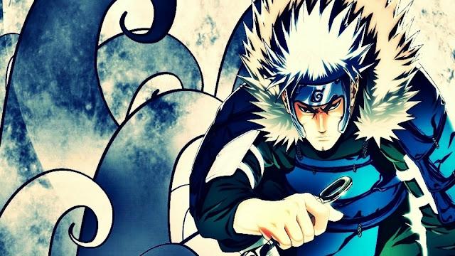 Naruto Shippuden Tobirama