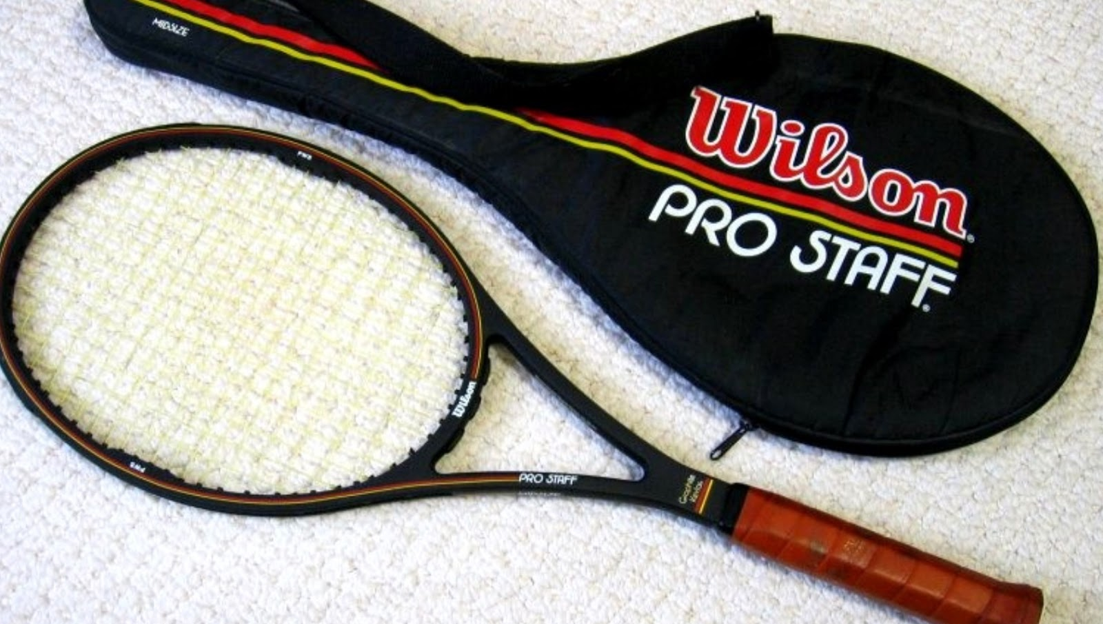 Wilson Pro Staff 85 Original price $2000
