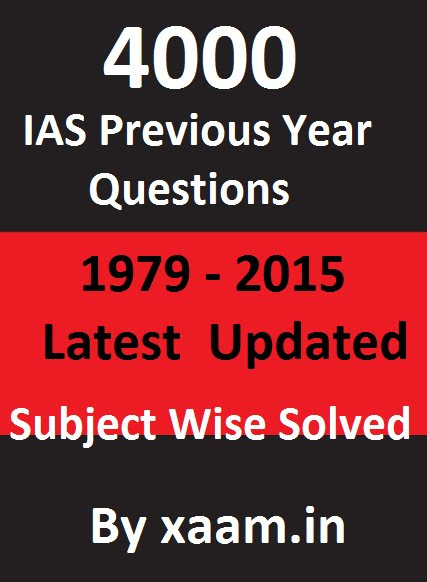 ShankarIAS Prelims 2016 Answer Key with question -