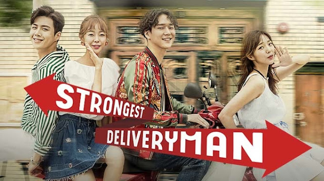 review drama korea strongest deliveryman 2019