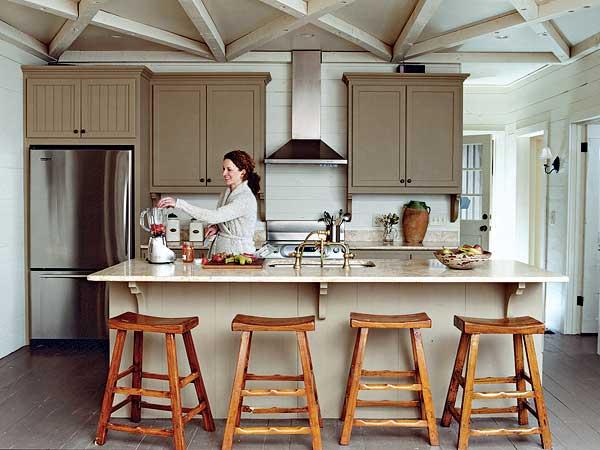 Cottage Kitchens Luxury Designs 2013