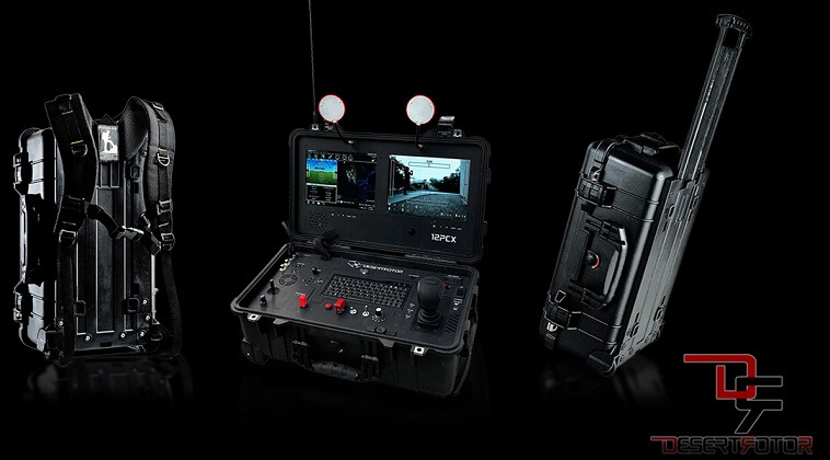 Desert Rotor introduce UAV Agnostic Ground Control Station specification and price