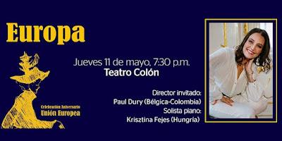 EUROPA Teatro Colon Bogota