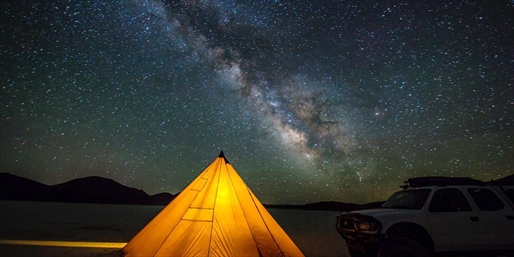 Tour cắm trại đêm tại Đà Nẵng