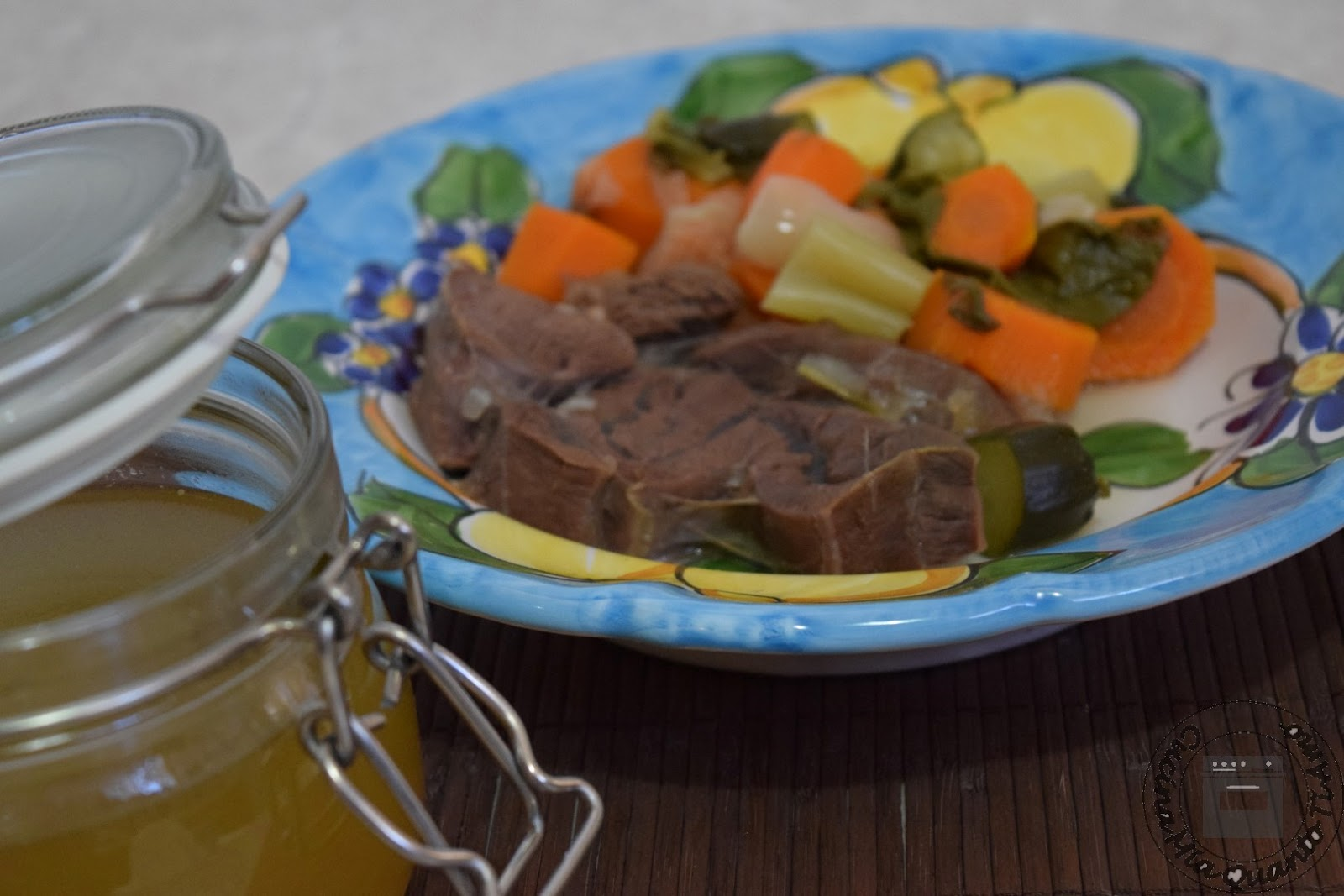 Cucina mia quanto ti amo brodo di manzo - Cucina fanpage facebook ...
