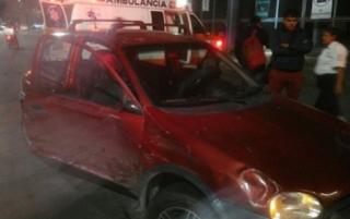 Tras persecucion policiaca cae banda de asaltantes en Xalapa Veracruz