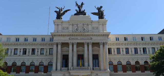 Ministerio de Agricultura y organos colegiados