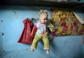 Ραγίζει καρδιές η 5χρονη που βιάστηκε από τον αδερφό της: