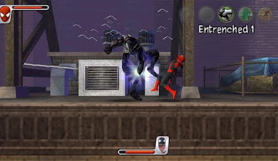 Download Spiderman - Web Of Shadow ISO PPSSPP