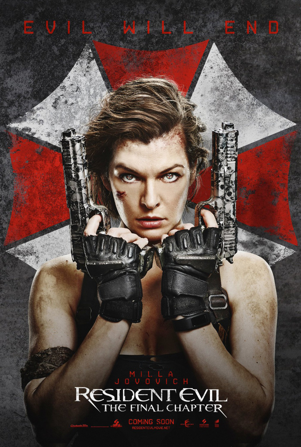 Resident Evil The Final Chapter 2017 Dual Audio 720p HDTC 700mb