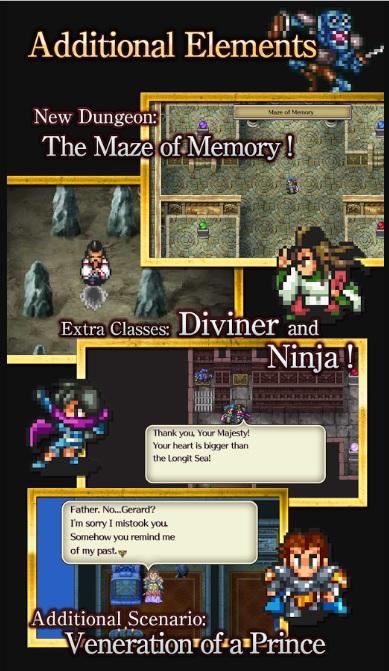 Game RPG Android Seru