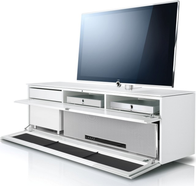 jean marie nouvelles solutions d installation loewe barre wall stand flex et meubles. Black Bedroom Furniture Sets. Home Design Ideas
