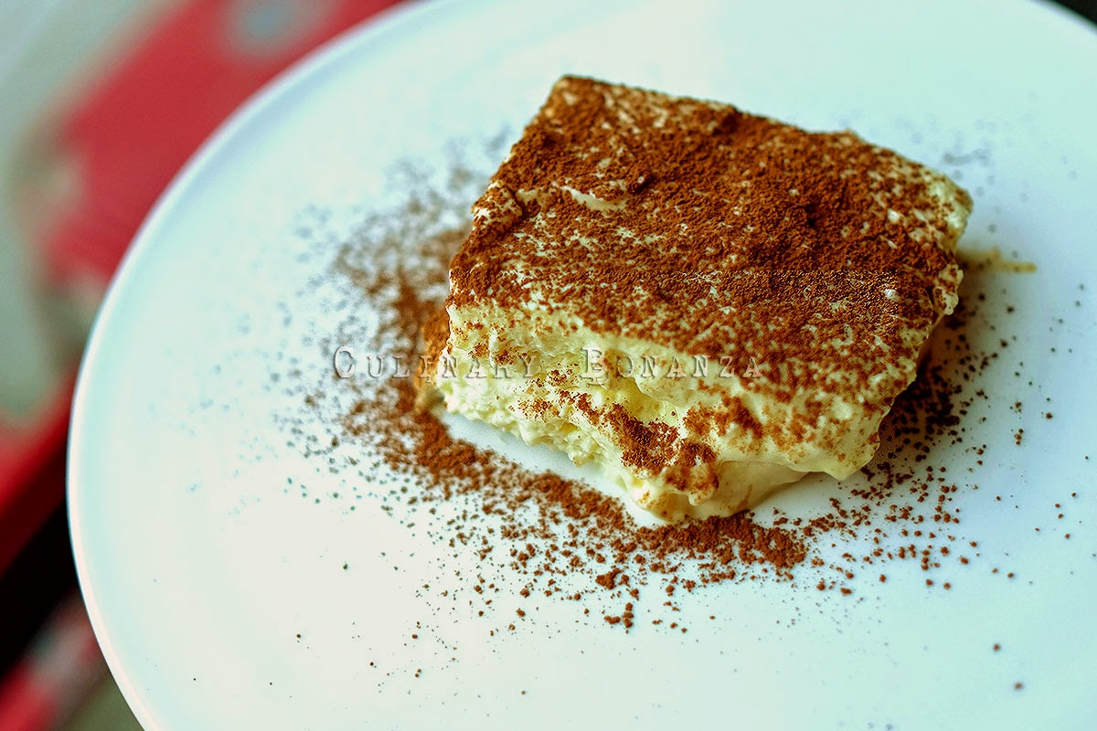Homemade Tiramisu