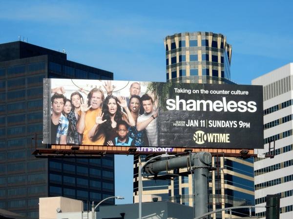 Shameless season 5 billboard