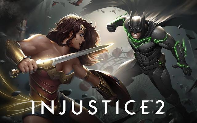 Download Injustice 2 APK OBB V1.5.0