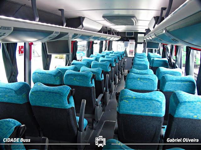 Lindo Ônibus de Fretamento