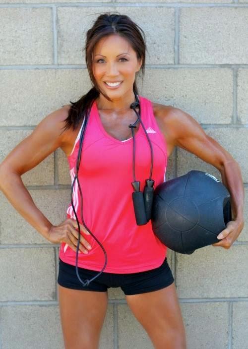 Kiana Tom - Female Fitness Model | Bodybuilding and ...