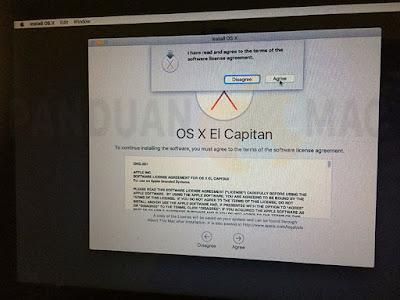Cara Install Mac OS X dengan Flashdisk [Clean Install]