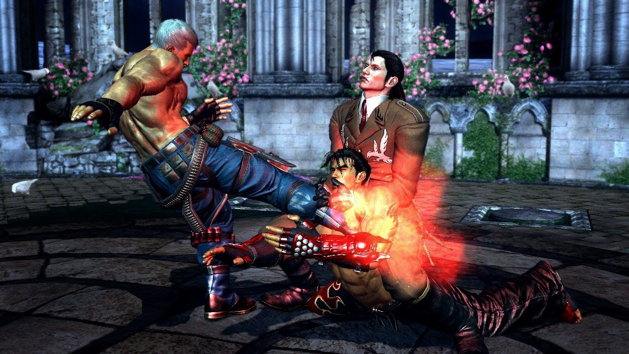 tekken tag tournament 2 free download pc game
