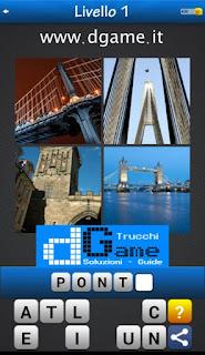 PACCHETTO 4 Soluzioni Trova la Parola - Foto Quiz soluzione livello 1