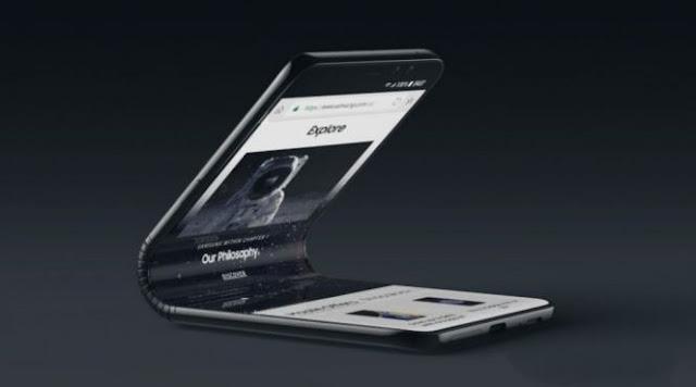 Smartphone Lipat Samsung Galaxy F