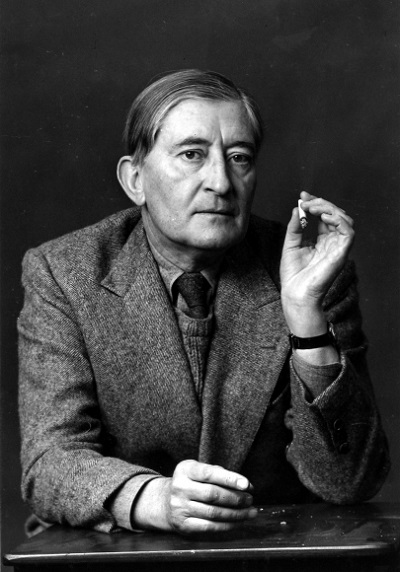 Josef Albers, 1948, foto por Arnold Newman | imagenes bellas, retratos vintage, cool stuff, pictures, pics, photos