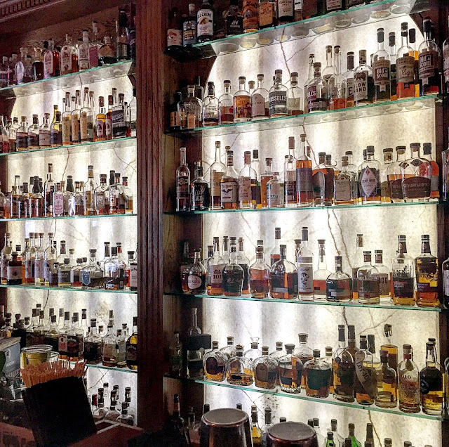 The Stanley Hotel Whiskey Bar
