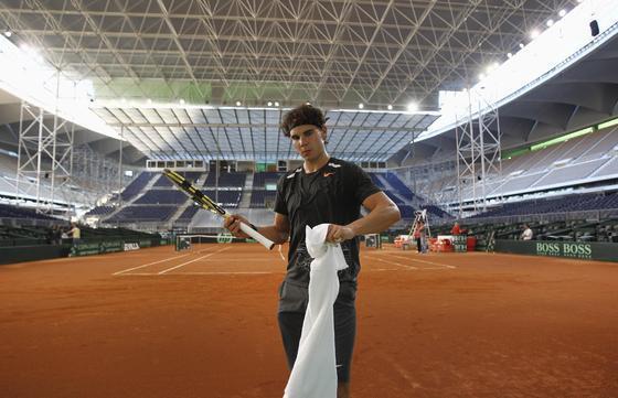 Nadal Copa Davis Sevilla