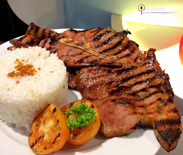 Beer Blackened Pork Chops from Bunny Baker PH