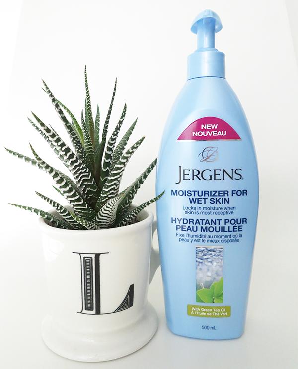 Jergens Moisturizer For Wet Skin
