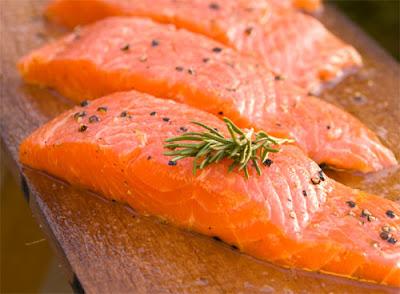 5 características salmón