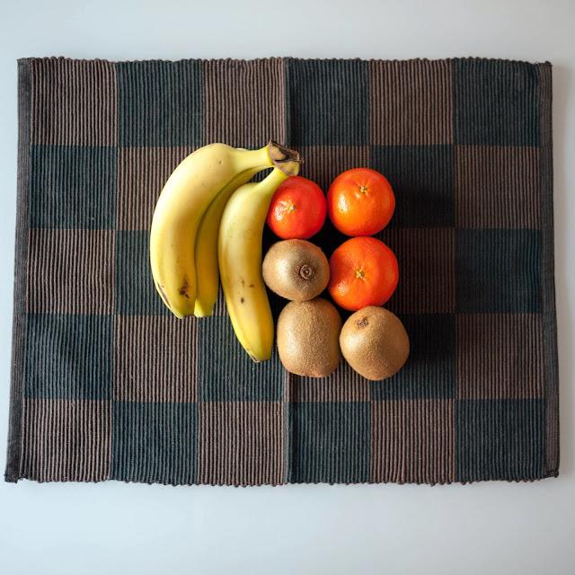 Fruta fácil de llevar para el recreo del colegio