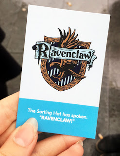 Ravenclaw Schild