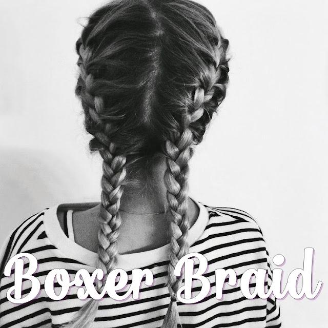 Boxer braid - Como fazer