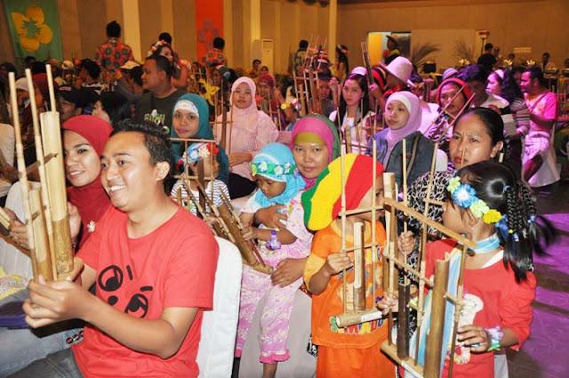 Paket Outbound Family Gathering di Lembang Bandung