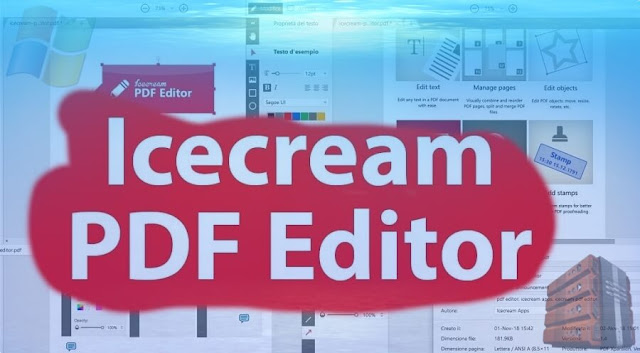 شرح برنامج Icecream PDF Editor