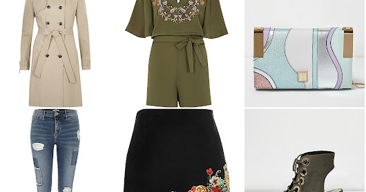 River Island WishList