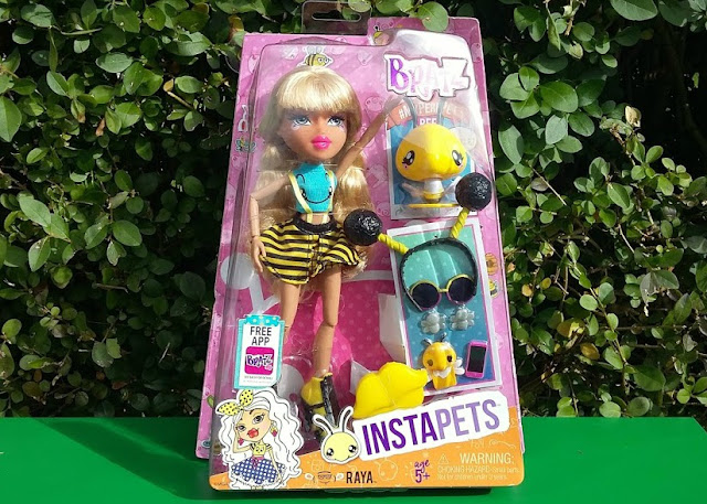 Bratz InstaPets - Raya - Review