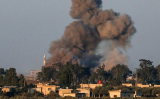 إسرائيل تقصف طائرة سورية
