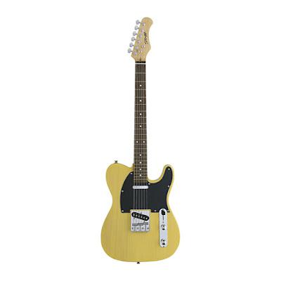 Đàn Guitar điện Stagg T320YW