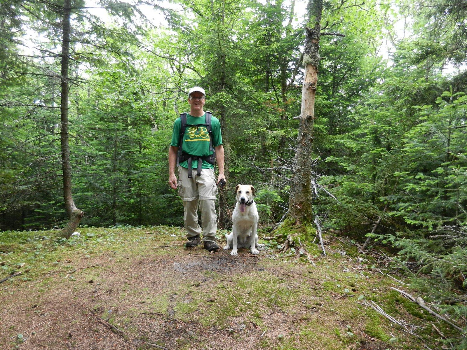 Off on Adventure: Scarface Mountain & Baker Mountain - 6/23/12