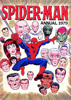 Spider-Man Annual 1979, Marvel UK