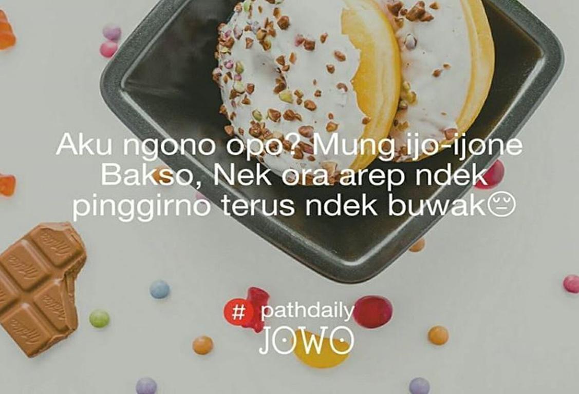 gambar quotes kata kata pathdaily jowo baper tentang cinta