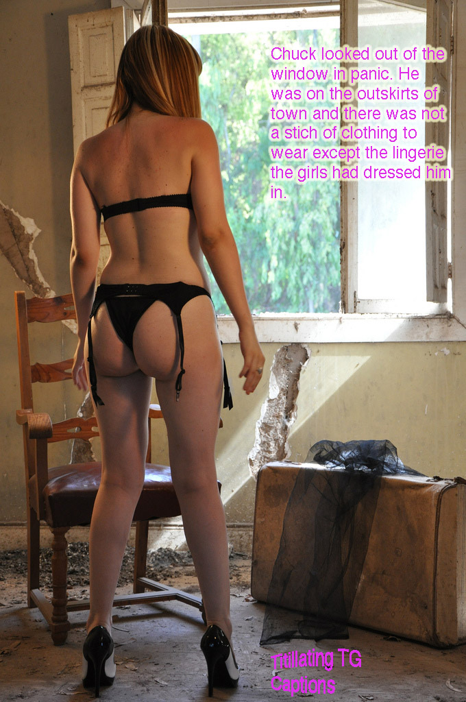 sissy forced to wear panties captions - IgFAP