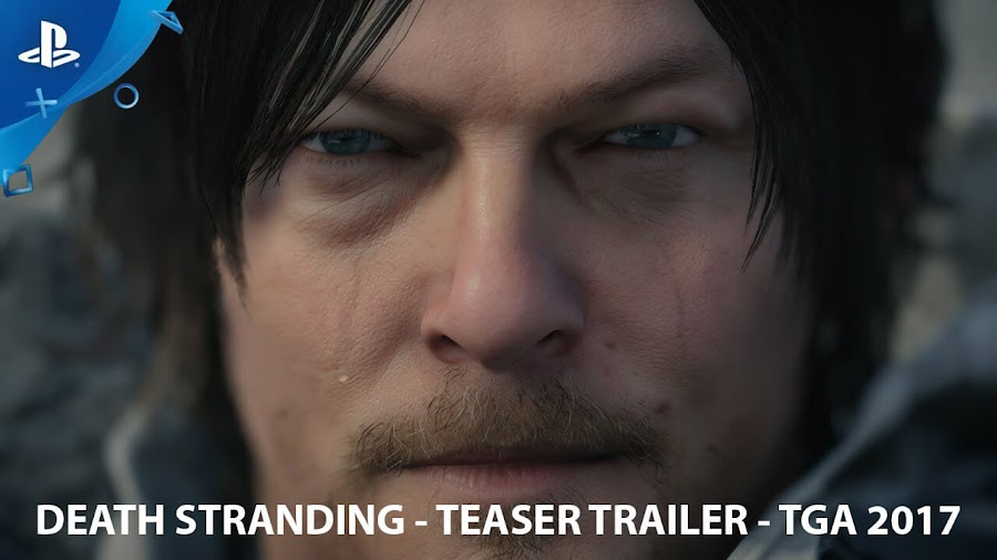 death stranding ps4 trailer