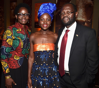 lupita nyong'o parents